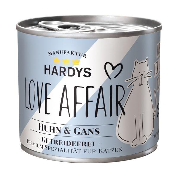 Hardys Traum Love Affair Huhn & Gans