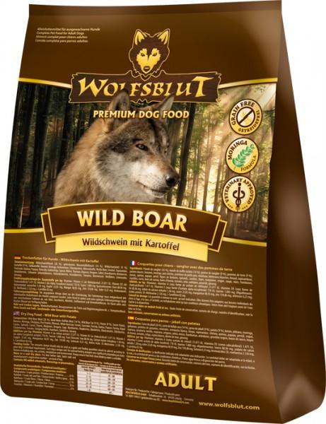 Wolfsblut Wild Boar mit Wildschwein und Kartoffel
