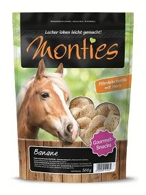 monties pferde snack banane futtershop24 hundefutter und katzenfutter g nstig online kaufen im. Black Bedroom Furniture Sets. Home Design Ideas