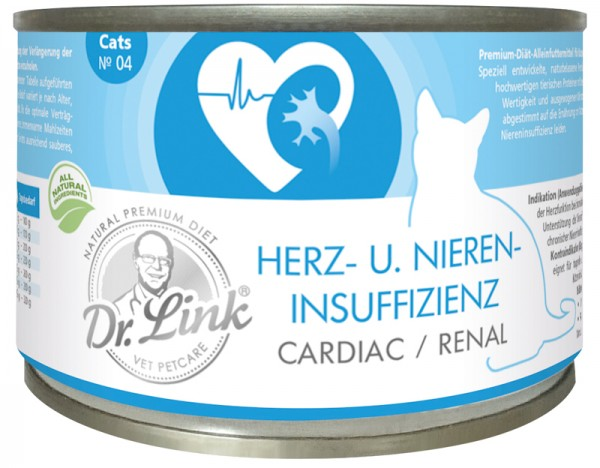 Dr. Link Herz- und Niereninsuffizienz 200g