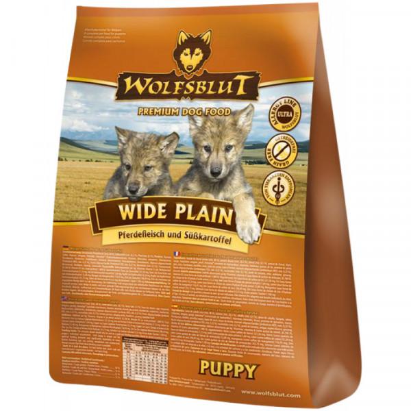 Wolfsblut Wide Plain Puppy Welpentrockenfutter