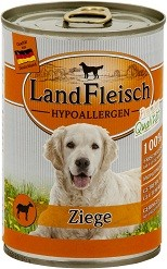 Landfleisch Hypoallergen Ziege 400g MHD: 22.08.2019