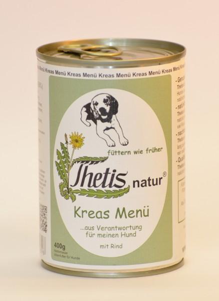 Thetis Natur Kreas Menü Dose