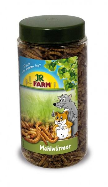 JR Farm getrocknete Mehlwürmer in der Dose 70g