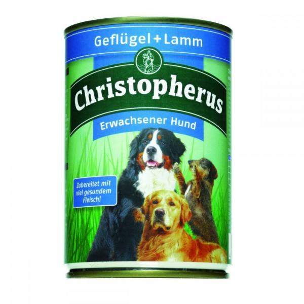 Christopherus Geflügel & Lamm Adult