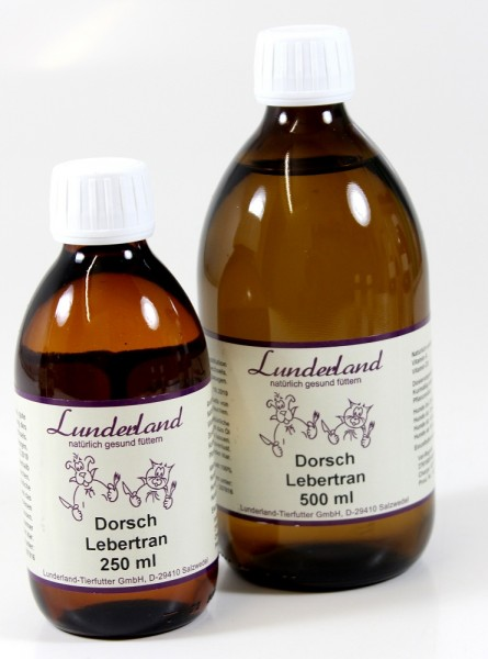 Lunderland Dorschlebertran