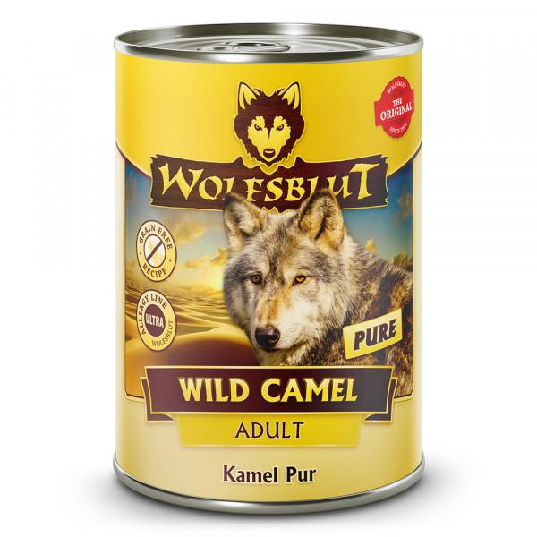 Wolfsblut Nassfutter Wild Camel Pure 395g