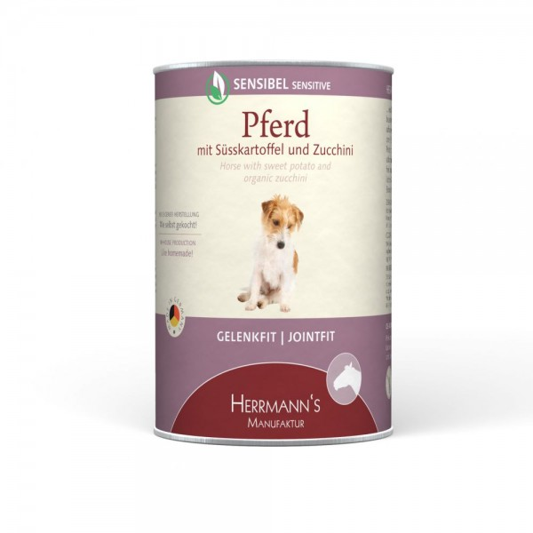 Herrmanns Selection Sensibel Pferd