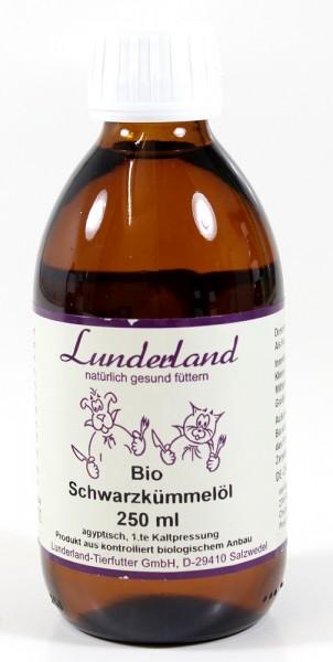 Lunderland Bio-Schwarzkümmelöl