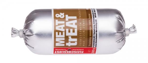 Fleischeslust Meat & Treat Pferd 200g