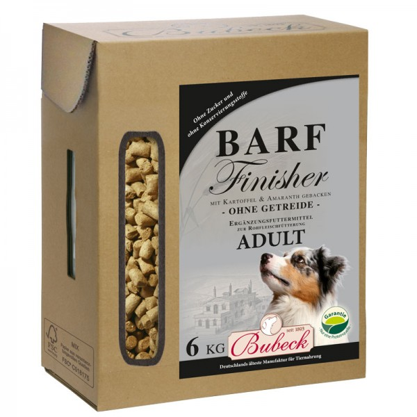 Bubeck Exzellent No. 92 Barf Finisher 6kg