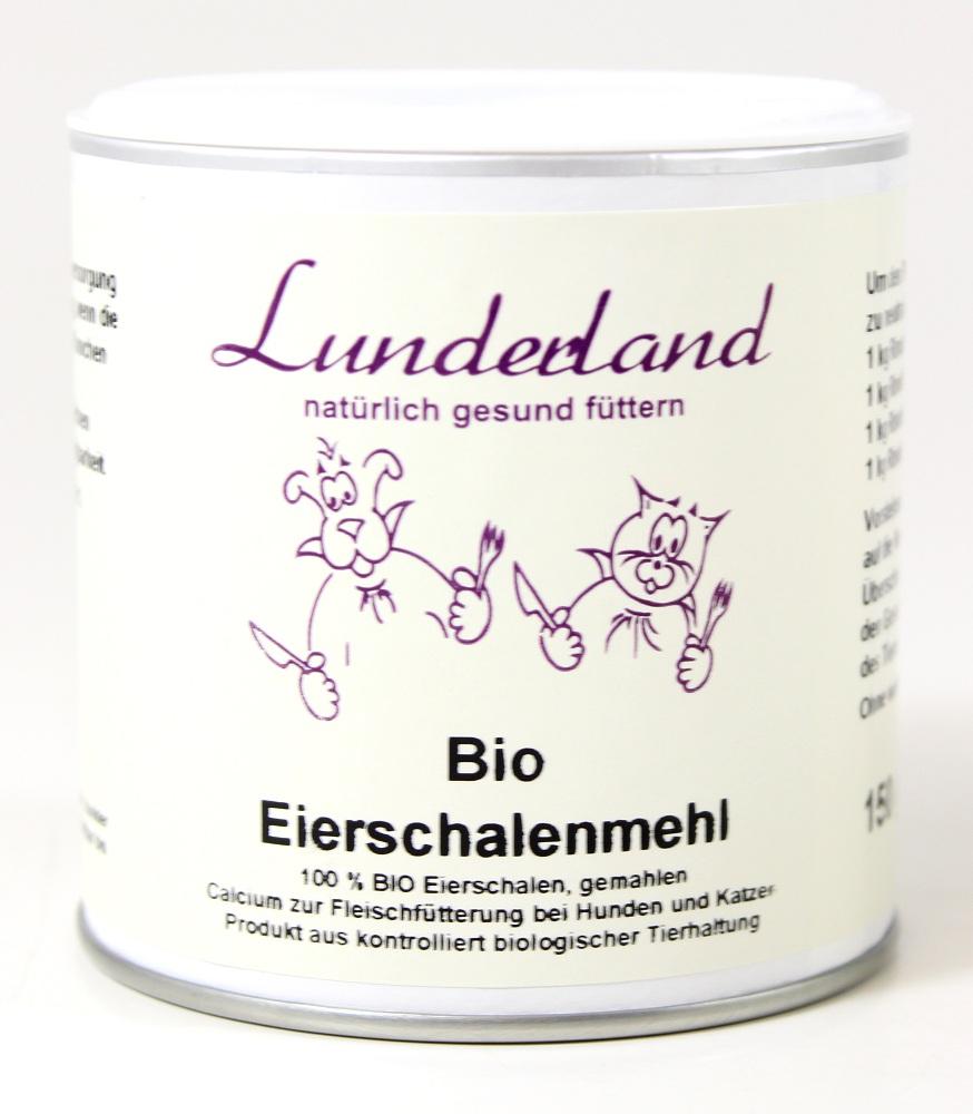 lunderland bio eierschalenmehl 150g futtershop24. Black Bedroom Furniture Sets. Home Design Ideas