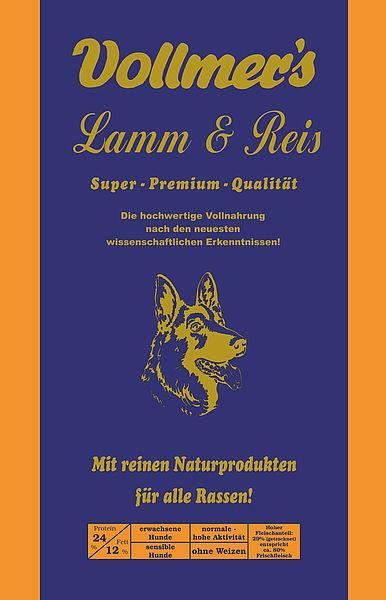 Vollmers Lamm & Reis 15kg MHD: 07.01.2021