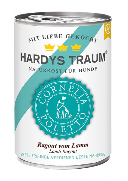 Hardys Traum Cornelia Poletto Edition Ragout vom Lamm 400g Dose