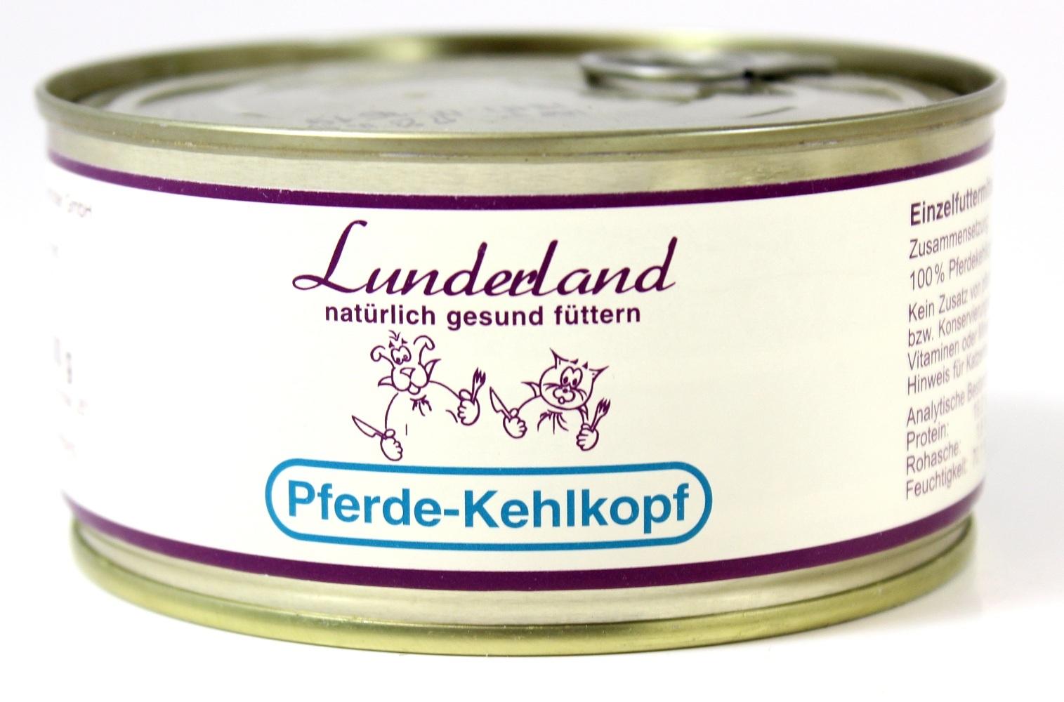 lunderland pferdekehlkopf hundefutter g nstig online bestellen futtershop24 hundefutter und. Black Bedroom Furniture Sets. Home Design Ideas