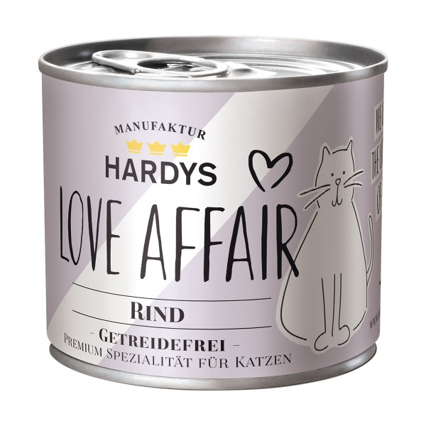 Hardys Traum Love Affair Rind