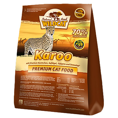 Wildcat Karoo Adult Katzentrockenfutter