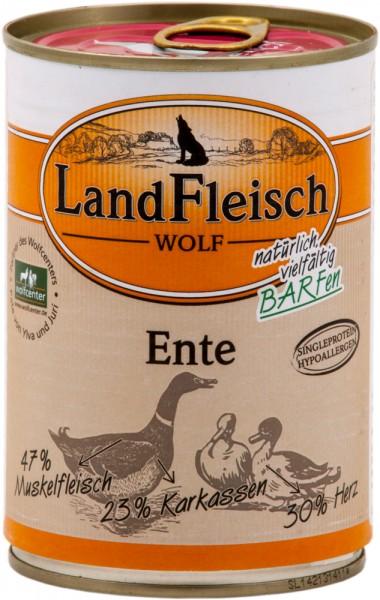 Landfleisch Wolf Ente 400g