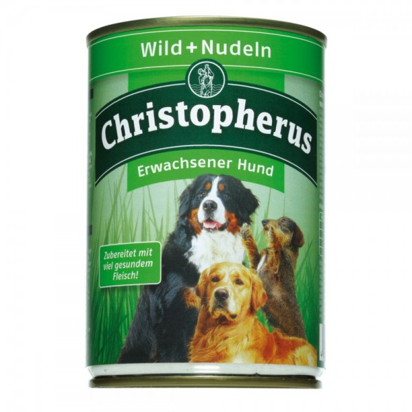 Christopherus Wild & Nudeln Adult