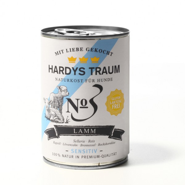 Hardys Traum Sensitiv No. 3 mit Lamm