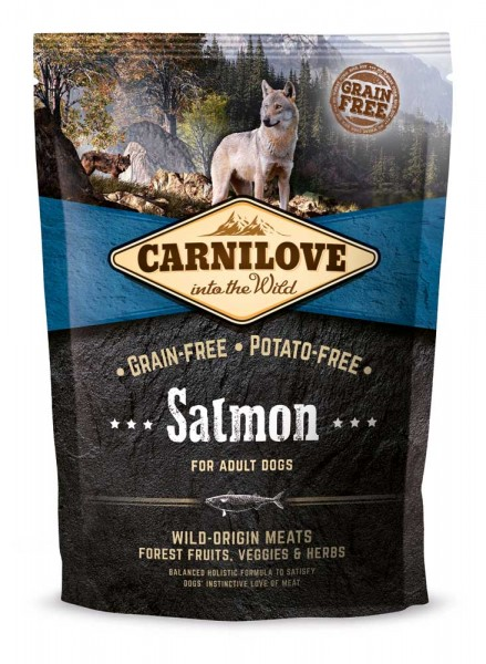 Carnilove Salmon Adult