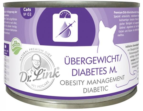 Dr. Link Übergewicht Diabetes M. 200g