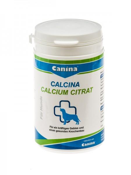 Canina Calcina Calium Citrat 400g