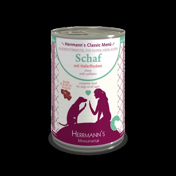 Herrmanns Classic Bio Schaf Menü
