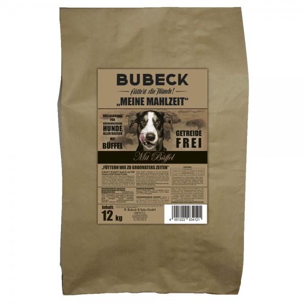 Bubeck Meine Mahlzeit mit Büffel