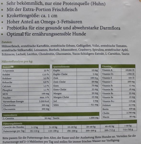 Bellfor Freiland-Schmaus