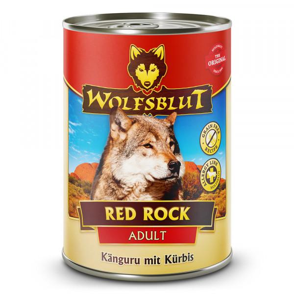 Wolfsblut Nassfutter Red Rock 395g