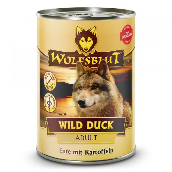 Wolfsblut Nassfutter Wild Duck