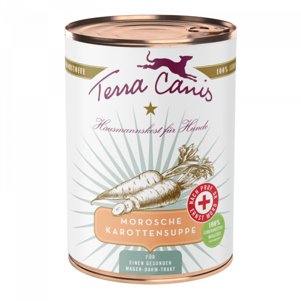 Terra Canis First Aid Morosche Karottensuppe 400g