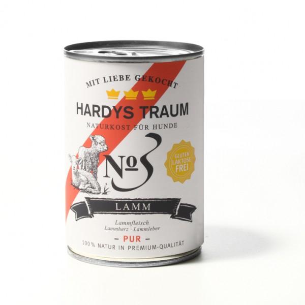 Hardys Traum Pur No. 3 mit Lamm