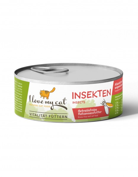 I love my Cat Insektenprotein