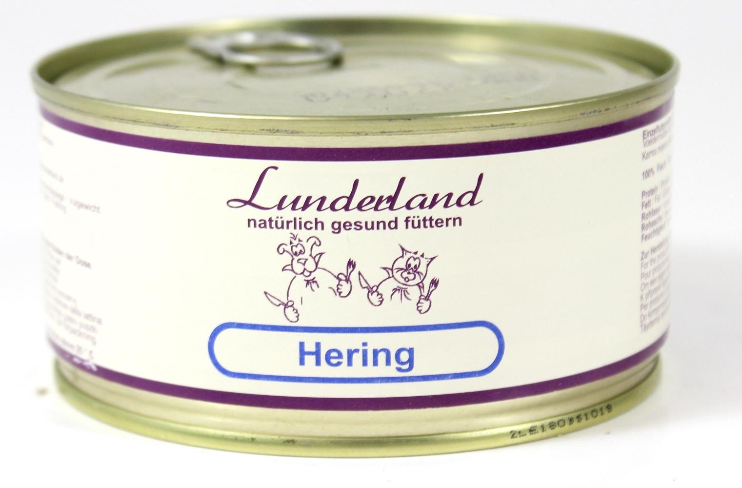 lunderland dosenfleisch hering reinfleischdose. Black Bedroom Furniture Sets. Home Design Ideas
