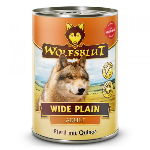 Wolfsblut Nassfutter Wide Plain Quinoa 395g