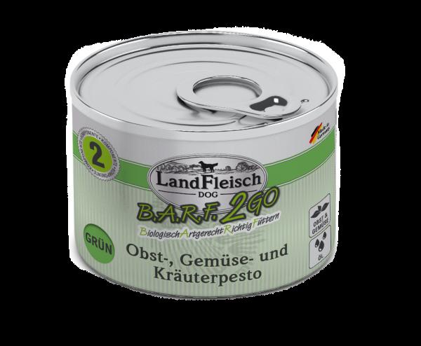 Landfleisch Wolf Pesto Grün 200g