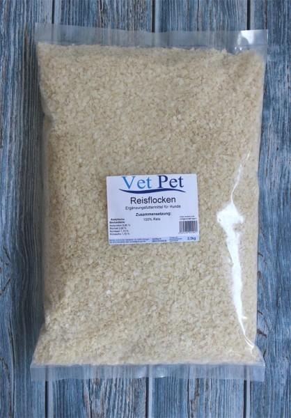 Vet Pet Reisflocken