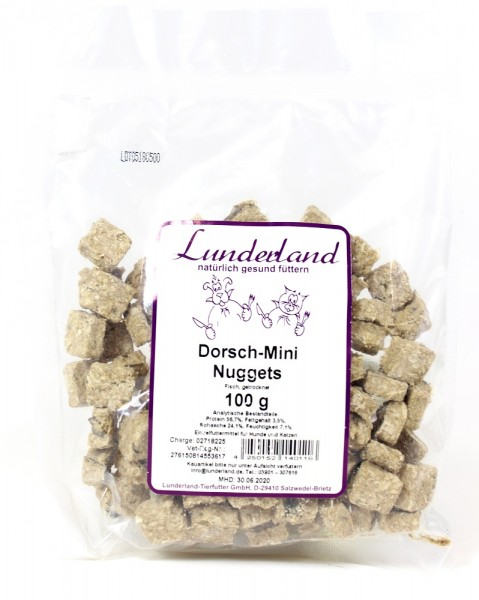 Lunderland Dorsch Mini Nuggets