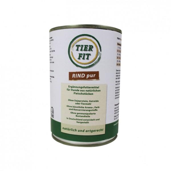 TierFit Rind pur