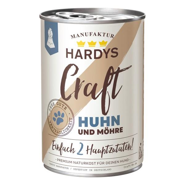 Hardys Traum Craft Huhn und Möhre 400g