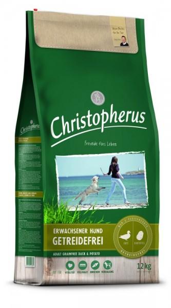 Christopherus getreidefrei Ente & Kartoffel