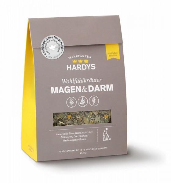 Hardys Traum Wohlfühlkräuter Magen & Darm 45g