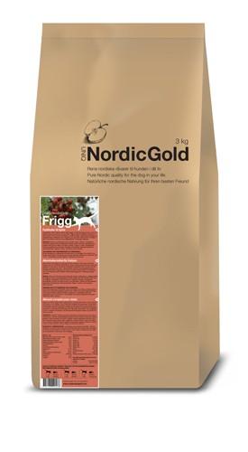 UniQ Nordic Gold Frigg getreidefrei