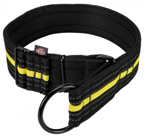 Trixie Fusion Sporting Zug-Stopp-Halsband, extra breit L-XL