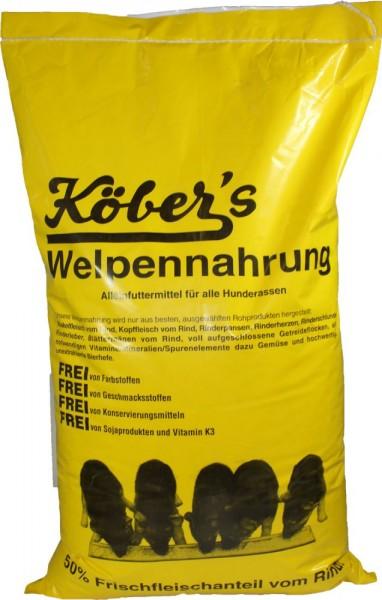 Köbers Welpennahrung 10kg
