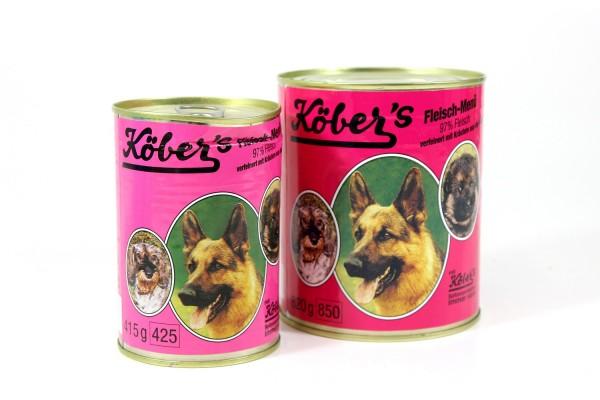 Köbers Fleisch Menü