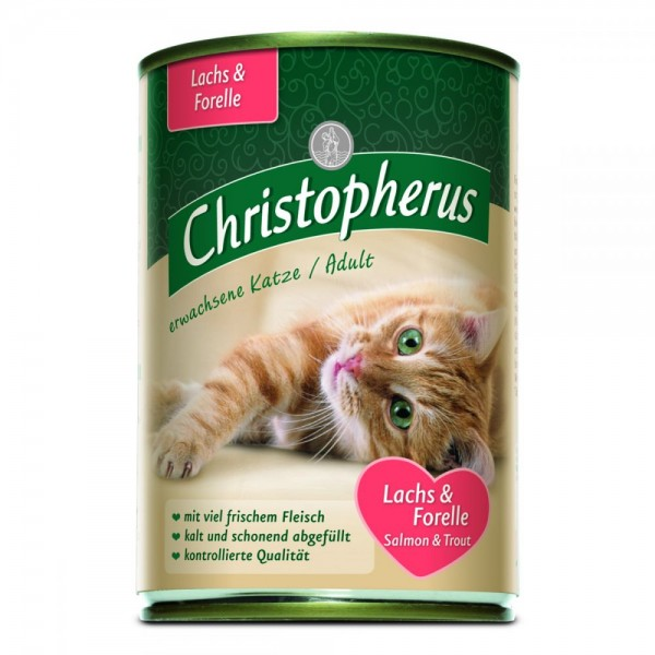 Christopherus Adult Lachs & Forelle