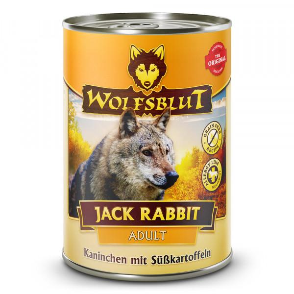 Wolfsblut Nassfutter Jack Rabbit 395g
